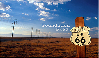 Foundation Road: Sue Desmond Hellman: Be Careful What You Wish For